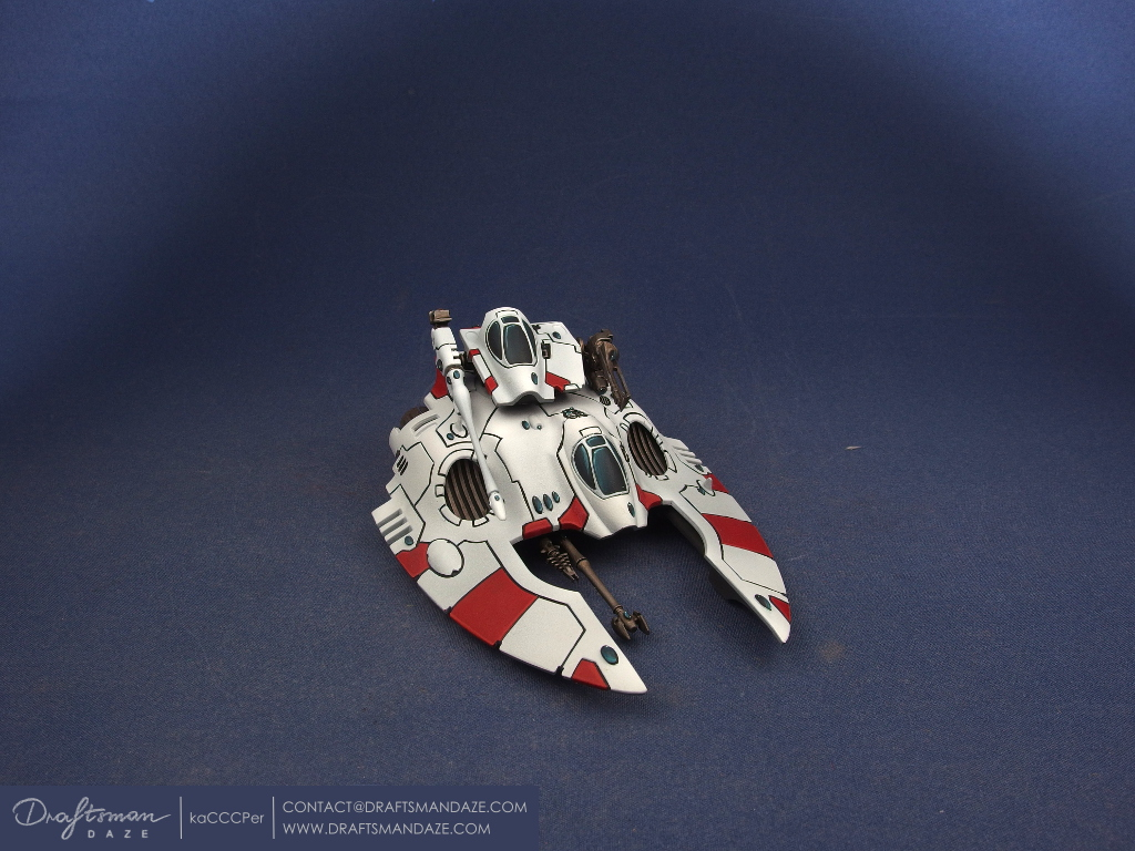 Wh40k Eldar Night Spinner Falcon Fire Prism Modular